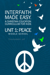 Interfaith Made Easy Unit #1 Middle School (Digital)
